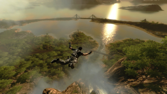 Gameplay de Just Cause 2 [video+imagenes]