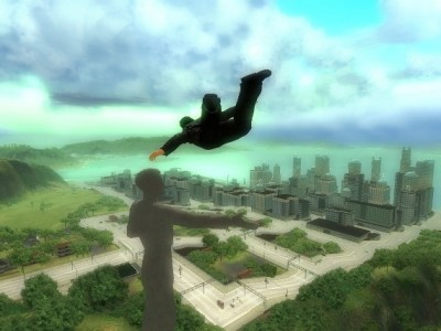 Primer video de Just Cause 2 [in-game]