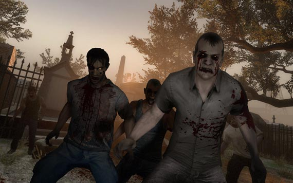 Left 4 Dead 2 presenta nuevas screenshots, más oscuras... pero hay oposición