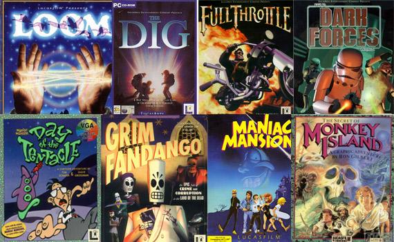 LucasArts trae de vuelta sus mejores clásicos