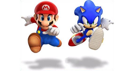 Mario y Sonic unidos para el sexo [Video]