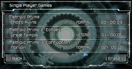 Metroid Prime Trilogy para Wii ya tiene fecha de salida