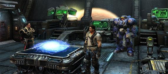StarCraft 2 podría salir éste año