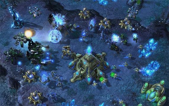 Starcraft 2 sorprende con nuevas screenshots