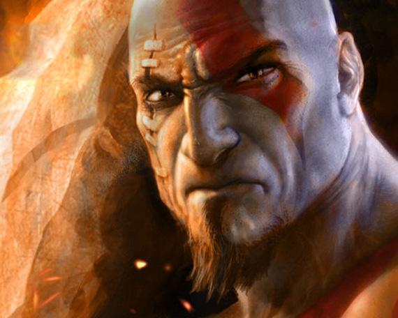 Kratos llega a Soul Calibur Broken Destiny [video]