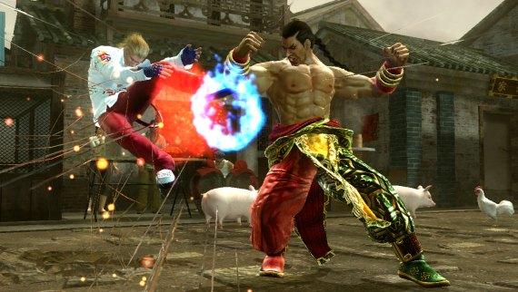 Nuevo trailer de Tekken 6 para la E3 [Trailer]