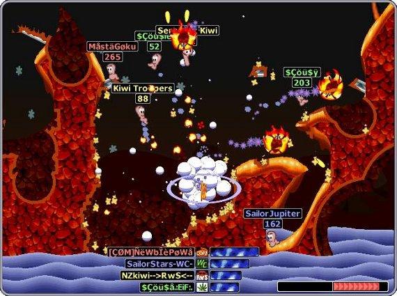 El regreso de los Gusanos Apocalipticos [Video Gameplay]