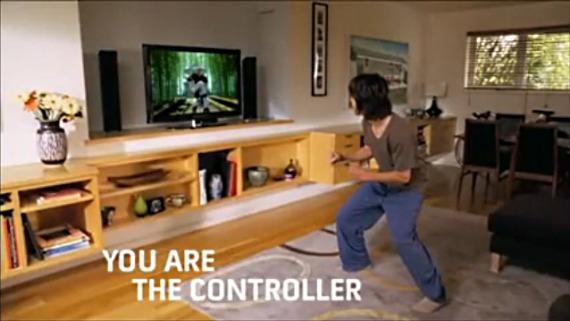 Proyecto Natal: tú eres el control [Periféricos]