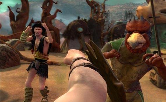 Nuevo DLC de Zeno Clash llegará gratis este fin de semana y el juego a mitad de precio