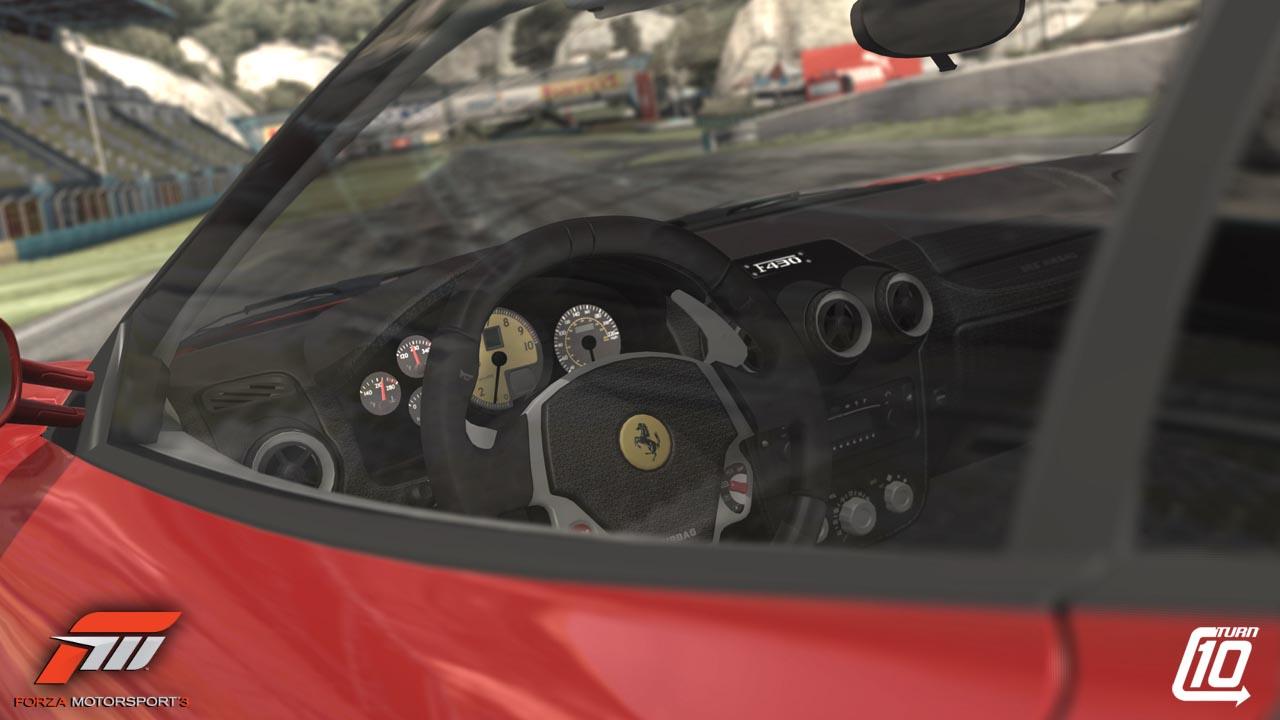 A baberar con las nuevas fotos de Forza 3 [Ferrari v/s Ford]