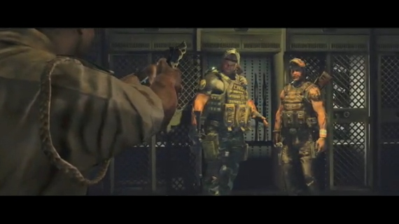 Army Of Two: The 40th Day, se viene con Decisiones Morales [#Comic-Con][Video]