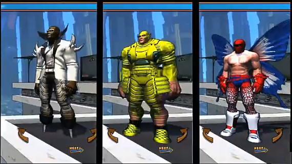 Creación de personaje, Guaridas, Armadura de Poder y PvP, en Champions Online [Videos]
