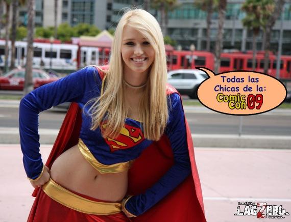 Todas la Comic-Con Babes de Sandiego 2009 [Imágenes – 1era parte][#Comic-Con]
