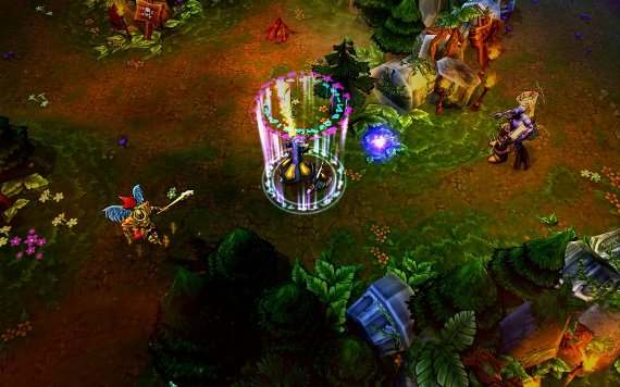 League of Legends se sube al carro de los juegos Free-to-Play
