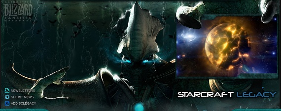 StarCraft Legacy: First Encounter, Teaser cinemático por fanáticos