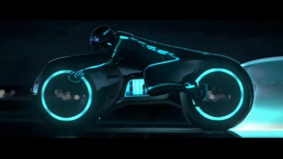 TRON Legacy[#Comic-Con][Cine - Trailers]