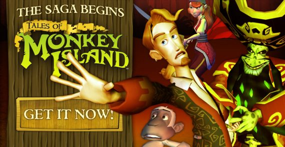Tales of Monkey Island, Ya disponible! [Demo – Trailer – Gameplay]