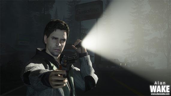 Alan Wake y un video Gameplay [#Comic-Con] [Video]