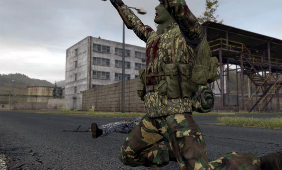 Gametrailers analiza ArmA 2... y no entendieron nada! [Video]