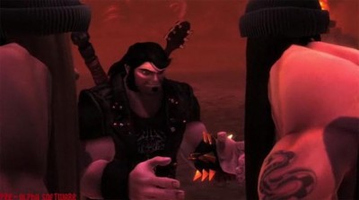 Brutal Legend: 22 minutos más de gameplay rockero! [Video]