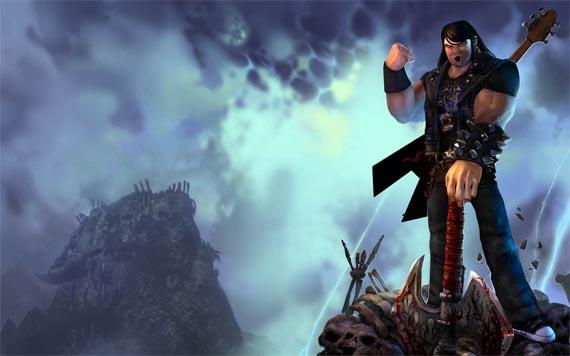 Brutal Legend: Los primeros minutos más rockeros de los videojuegos [Video Gameplay]