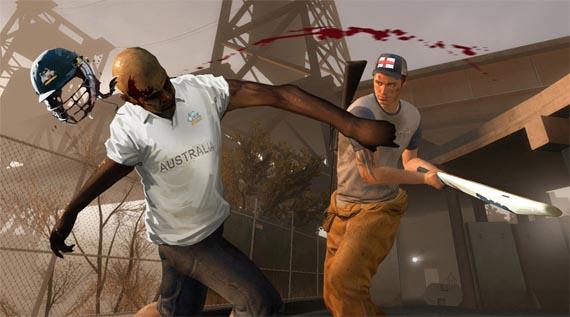 ... y la nueva arma de Left 4 Dead 2 será: Un Bate de Cricket [Screenshot y Novedades]