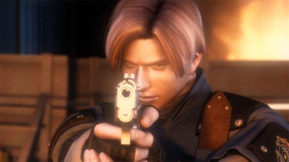 Videos gameplay de Resident Evil: Darkside Chronicles [#Comic-Con] [Videos]
