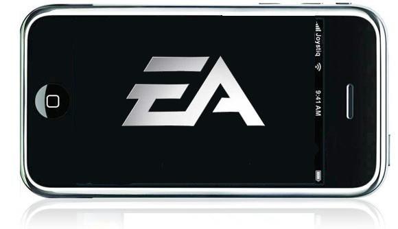 EA lanza 8lbgorilla para juegos de Iphone