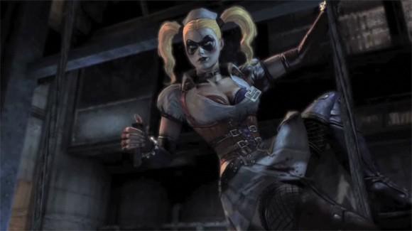 Aparecen los perfiles de los criminales de Batman: Arkham Asylum ilustrados!