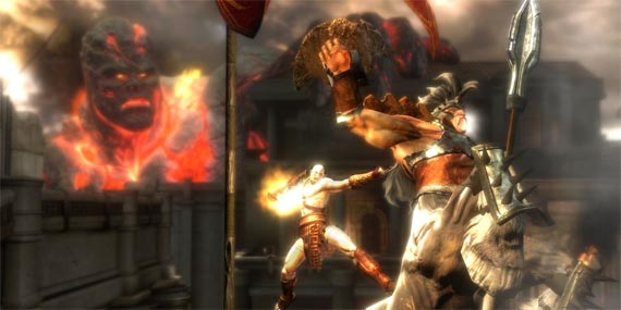 Cinco minutos de gameplay de God of War III [#Comic-Con] [Video]
