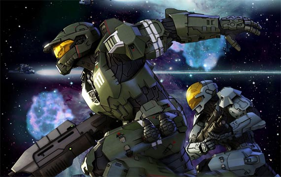 Primer trailer de Halo Legends, el Anime de Halo [#Comic-Con] [Video]