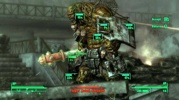 50% de Descuento en Fallout 3 y otros juegos!