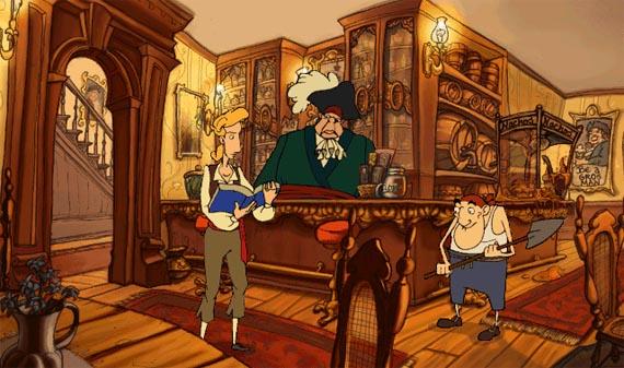 Lucas Arts lanzará sus clásicos vía Steam