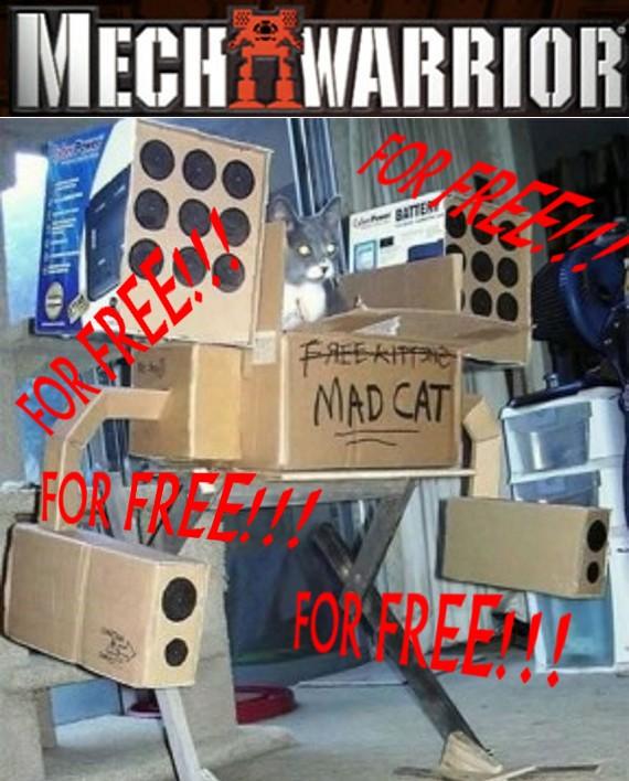 Ya pueden descargar MechWarrior 4 Gratis! [Juegos Gratis FTW]
