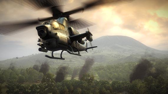 Operation Flashpoint 2: Dragon Rising ya tiene fecha de lanzamiento