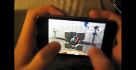 Juego Portal en el iPhone? [Video]