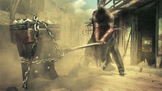 Requerimientos de Resident Evil 5 para PC