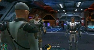 Como se doblan las voces en Star Wars: The Old Republic [Video]