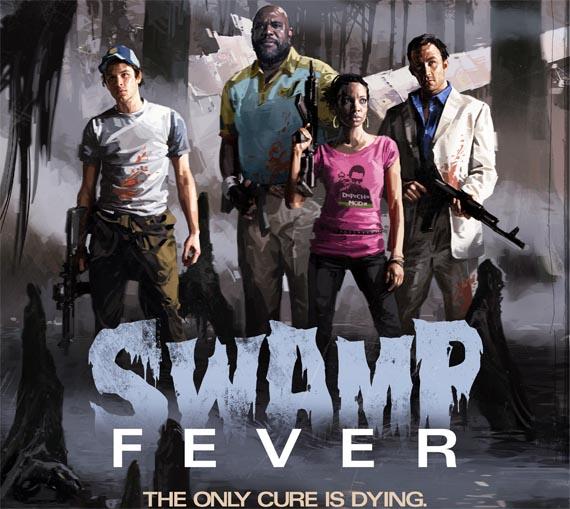 Left 4 Dead 2: Más imágenes de Swamp Fever [#Comic-Con] [Screenshots]