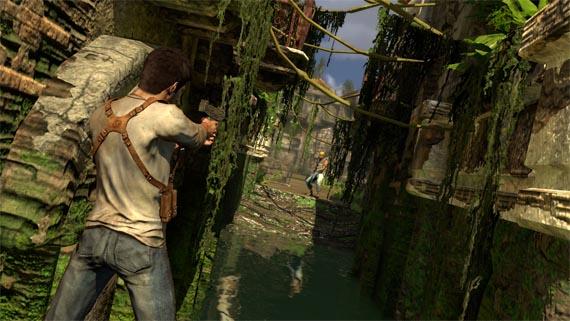 Uncharted 2 con nuevo modo de juego y fecha totalmente confirmada [#Comic-Con] [Video]