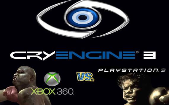 CryEngine 3: PS3 contra Xbox 360 [Video]