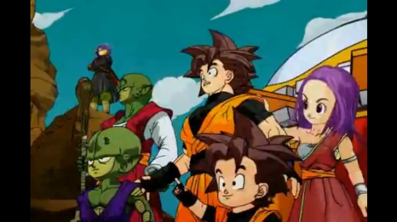 Trailer y Sitio oficial de Dragon Ball Online [Videos – Coreanos]