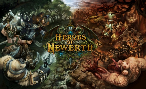 Trailer de Heroes of Newerth [MOBA basado en DotA - Gameplay]