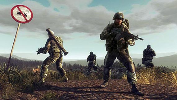 DICE nos dice... que tal será Battlefield: Bad Company 2 [Video]