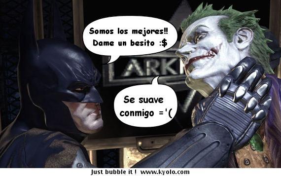 ¡Santos señores santos Batman! ¡Rompimos un record!
