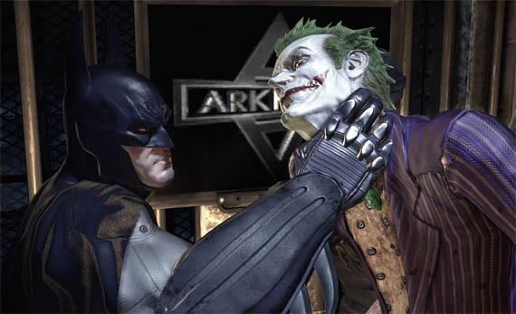 Batman Arkam Asylum retrasado hasta Septiempre… para mejor