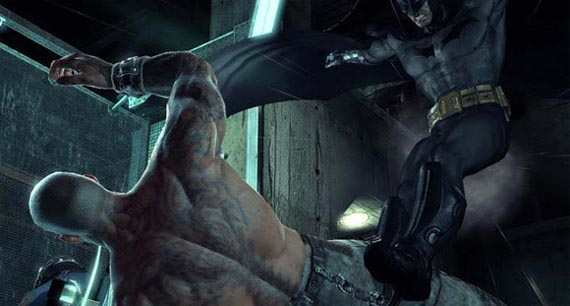 Los primeros diez minutos de Batman: Arkham Asylum [Videos Gameplay]