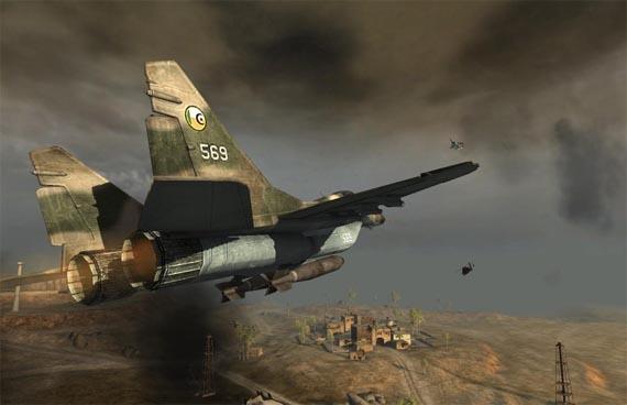 Nuevo parche para Battlefield 2 llegará el próximo martes. Expansiones serán gratis [Al Fin]