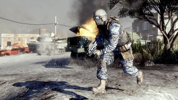 Nuevo trailer de película en Battlefield: Bad Company 2 nos recuerda que no hay que creerle a EA [GamesCom 2009]