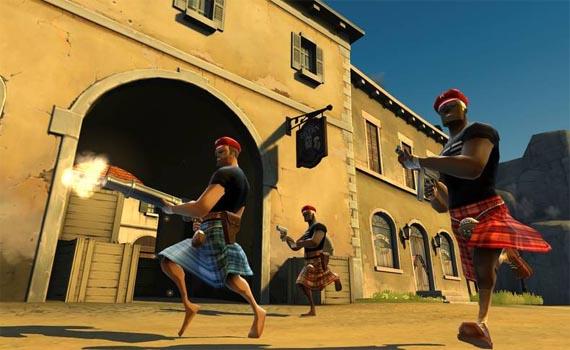 Battlefield Heroes: 1.5 MILLONES de jugadores le dan U$30Millones a EA Games [¿Juegos Gratis?]
